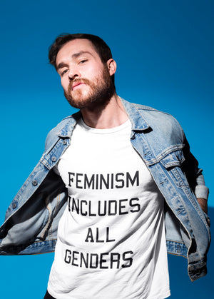 Feminism Includes All Genders T-shirt