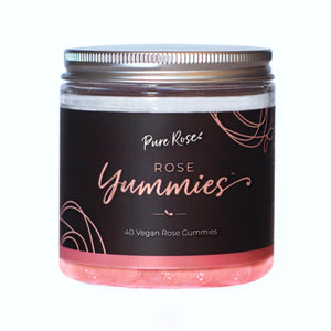 Pure Rose Yummies <sup>TM</sup> - Drink Pure Rose