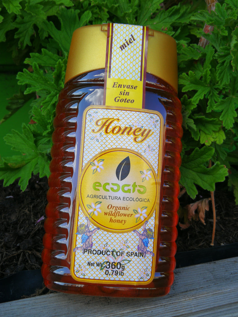 Organic Wildflower Honey