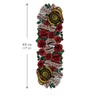Rose Sleeve temporary tattoo Inkotattoo