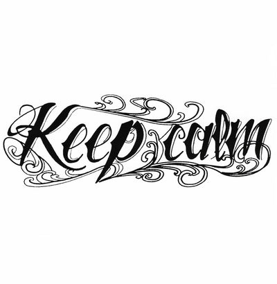 Keep Calm Medium