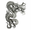 Temporary Tattoo Dragon