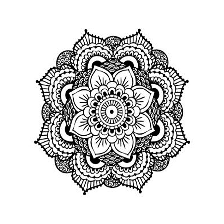 Mandala Illusion