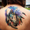 Indian Horse Watercolors