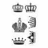 English Crowns (6pcs)