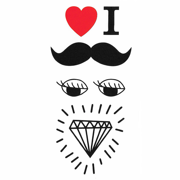 Love Moustaches