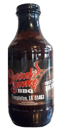 Barrel Smoke Mild BBQ Sauce