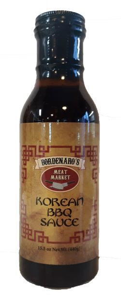Bordenaro's Korean BBQ Sauce
