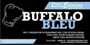 Epic Eateries Buffalo Bleu