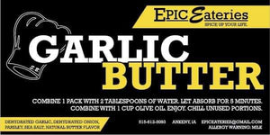 Epic Eateries Garlic Butter