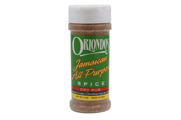 Orlondo's Jamaican All Purpose Spice