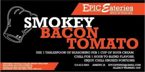 Epic Eateries Smoky Bacon Tomato