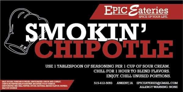 Epic Eateries Smokin' Chipolte