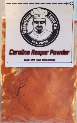 Valentine Food Company Carolina Reaper Pepper