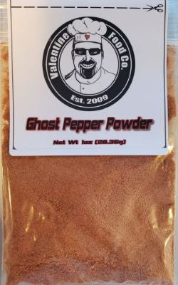 Valentine Food Company Ghost Pepper