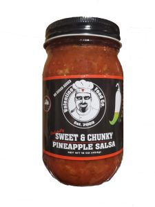 Valentine Food Company Sweet & Chunky Pineapple Salsa