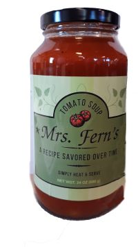 Mrs. Fern's Tomato Soup