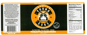 Young Guns Pineapple Habanero