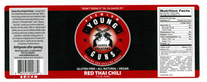 Young Guns Red Thai Chili