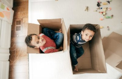Moving with Kids: 4 Tips to Make it Easier