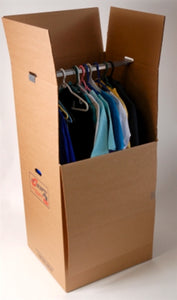Wardrobe Box (Short)