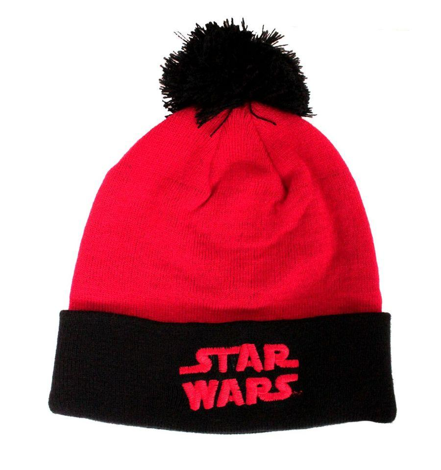 f635a773015 Bonnet Star Wars VII - Red Squad - Boutique Top Tendance