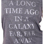 Débardeur   A Long Time Ago - Star Wars Femme - - Boutique Top Tendance