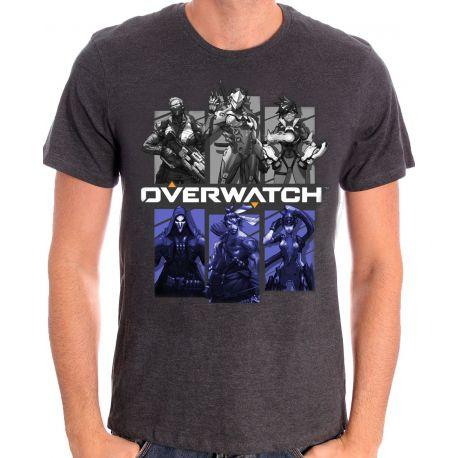 FDS Tshirt Bring Your Friends Overwatch - Boutique Top Tendance