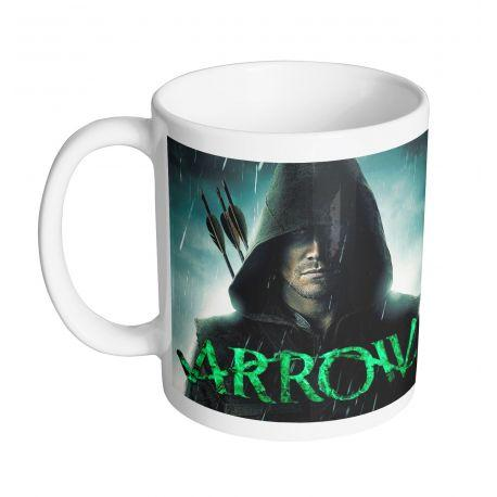 Mug Arrow  DC Comics The Arrow - - marvelfrance