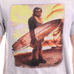 T-shirt  Star Wars - Chewie on the Beach - marvelfrance