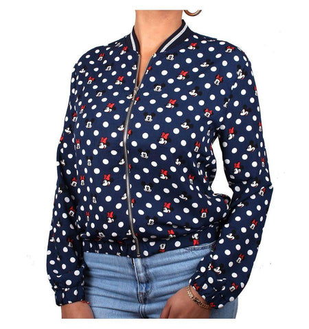 Promotion Teddy Femme Disney - Mickey & Minnie All Over - Boutique Top Tendance