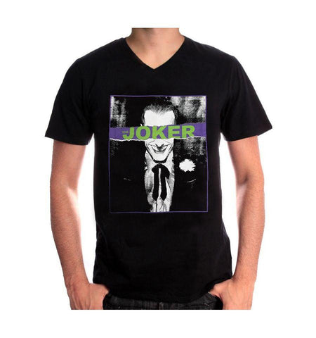 Tshirt Batman DC Comics - The Joker Affiche - Boutique Top Tendance