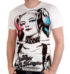 Tshirt EXCLU Suicide Squad Dc Comics- Harley Quinn Monster - Boutique Top Tendance