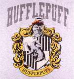 Tshirt femme Harry Potter - Hufflepuff School - marvelfrance