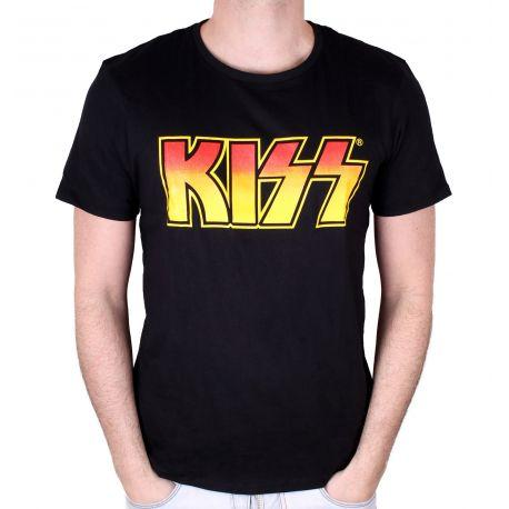 Tshirt Kiss - Color Logo - marvelfrance