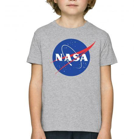 Tshirt NASA Enfant - Logo NASA - Boutique Top Tendance