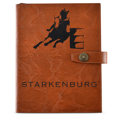PERSONALIZED BARREL RACING RECORD BOOK: THE ULTIMATE BARREL RACING LOG BOOK & PLANNER - Starkenburg Company