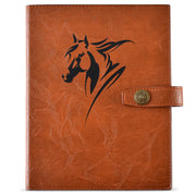 Horse Journal - The Complete Horse Enthusiast Journal to Track Everything About Your Horse - Starkenburg Company