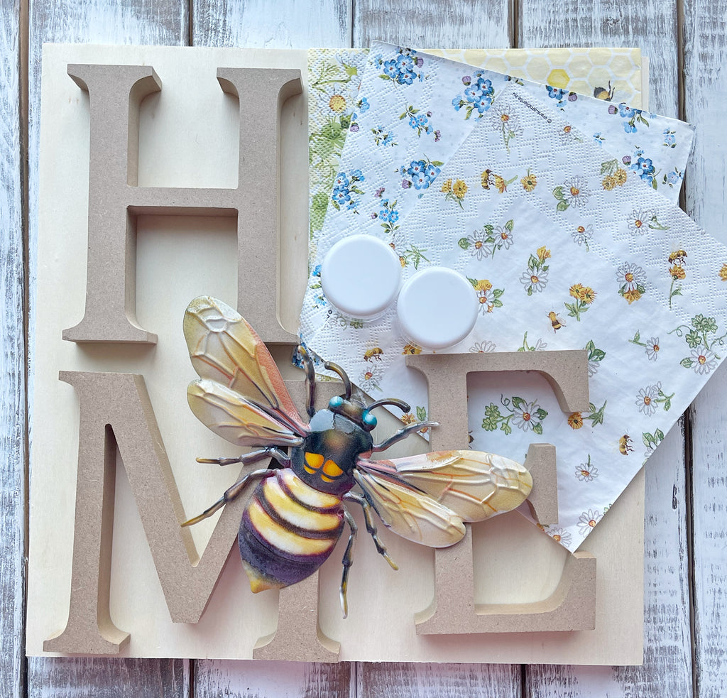 Craft kits/Napkin Box Club