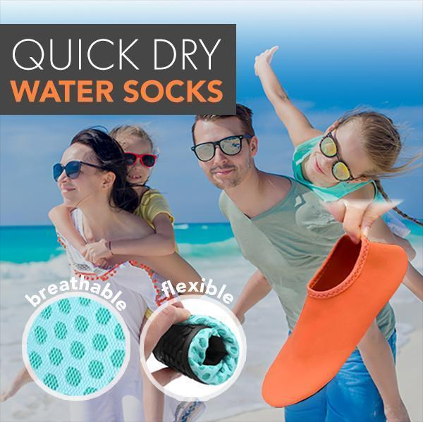 Quick Dry Water Socks