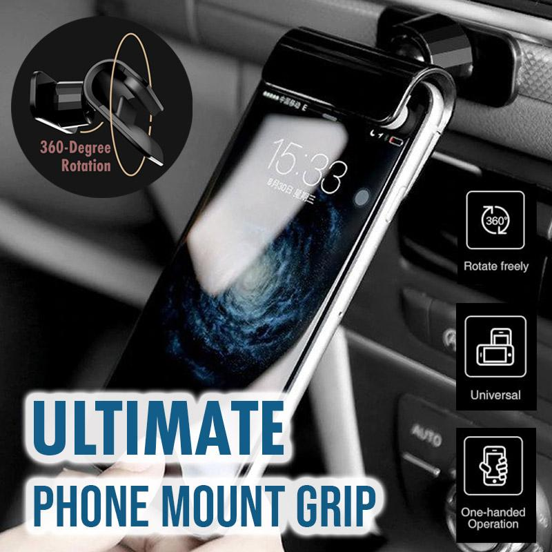 Ultimate Phone Mount Grip