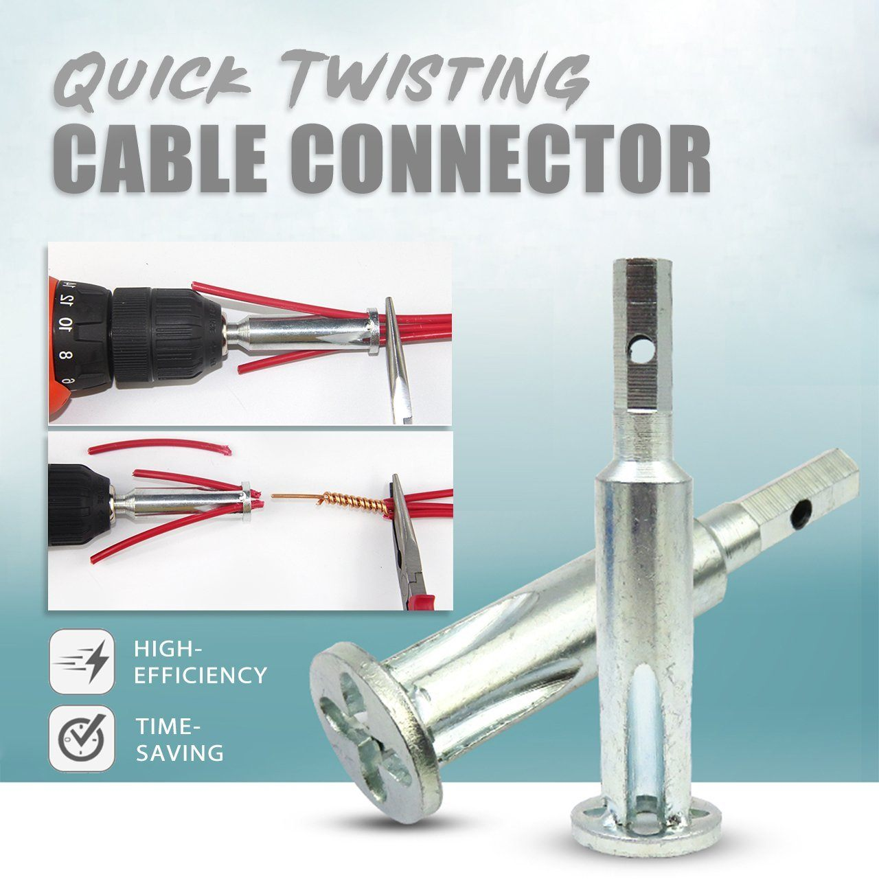 Quick Cable Connector