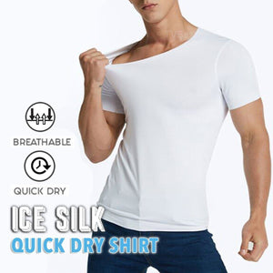 Ice Silk Quick Dry Shirt