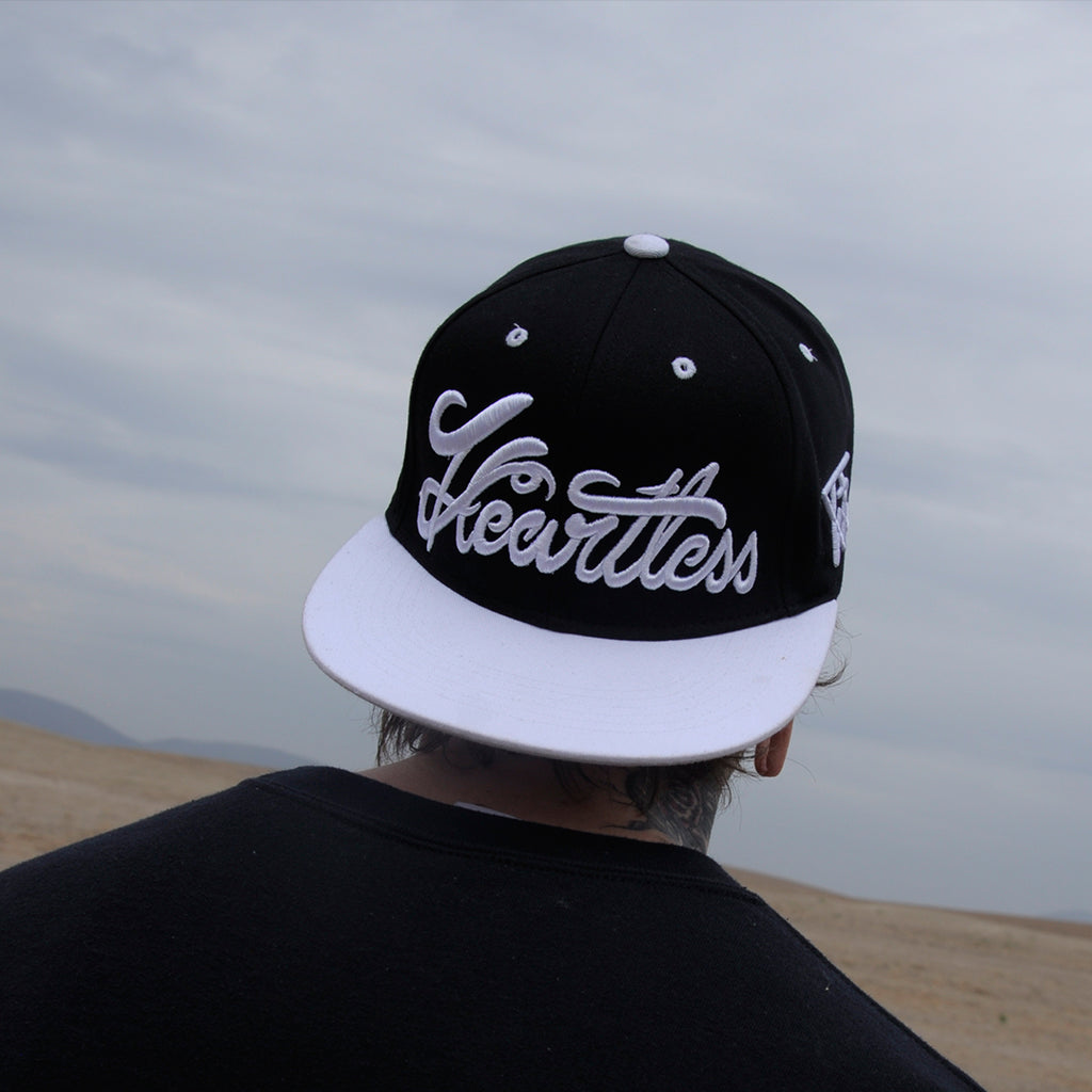 Heartless Snapback Hat