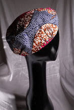 Load image into Gallery viewer, AFRICAN KNOT PRINT TURBANS