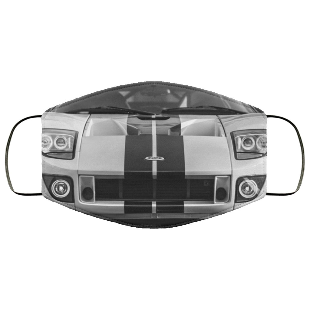 Ford GT Grill Face Mask