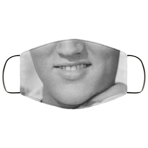 Elvis Presley Smile Man Face Mask