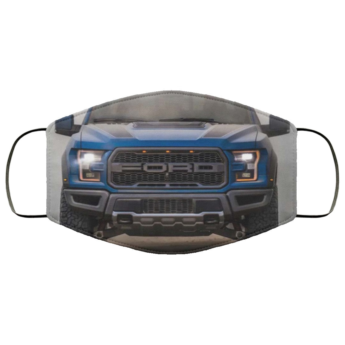 Ford Raptor Truck Grill Face Mask