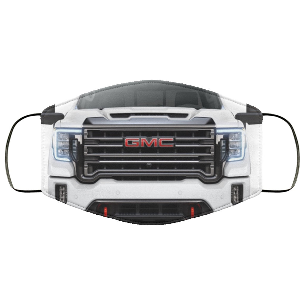 GMC Truck Grill Face Mask