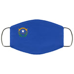 Nevada State Flag USA Face Mask